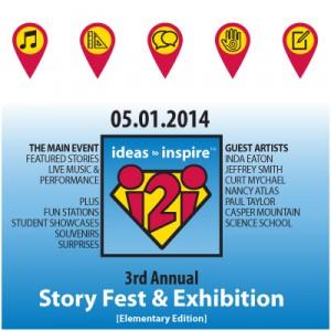 i2i 2014 StoryFest Poster