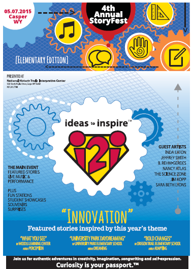 2015 Creativity StoryFest