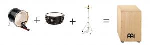 percussion - the cajon